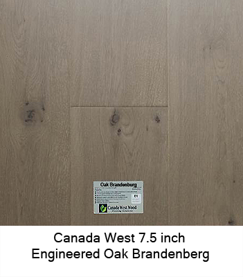 Canada West Wood Flooring Solutions 6 Amp 7 Engineered