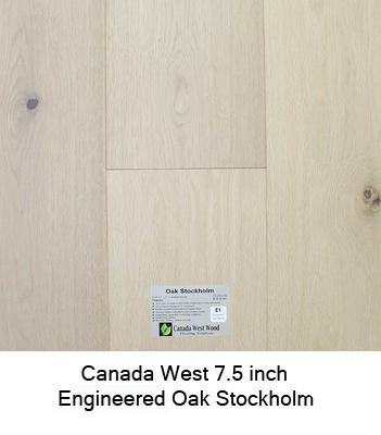 Canada West Wood Flooring Solutions 6 Amp 7 Engineered
