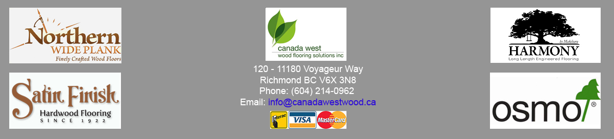canada west footer