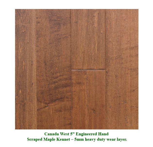 Canada West Wood Flooring Solutions 5 Engineered Heavy