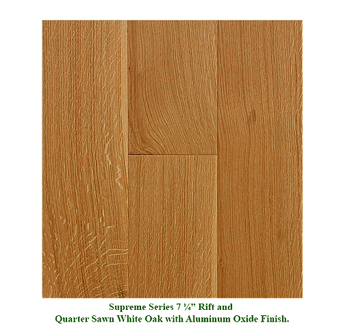 Canada West Wood Flooring Solutions Species White Oak