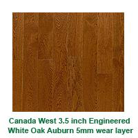Canada West Wood Flooring Solutions 3 1 2 Engineered