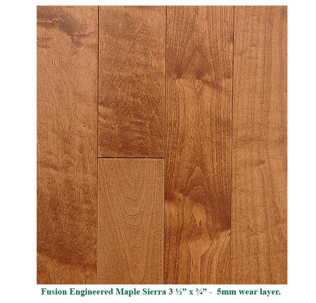 Canada west wood flooring solutions 3 1 2 engineered for Hardwood flooring canada