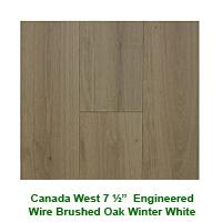 Canada West Wood Flooring Solutions 6 Amp 7 Engineered Hardwood Floors