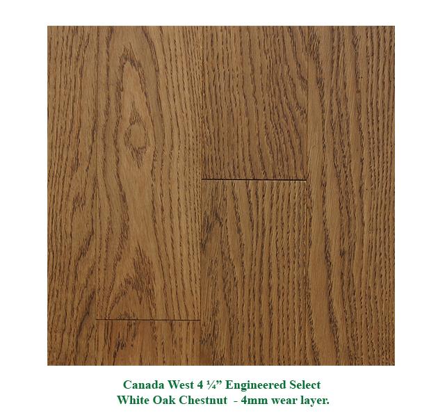 Canada West Wood Flooring Solutions 4 Engineered