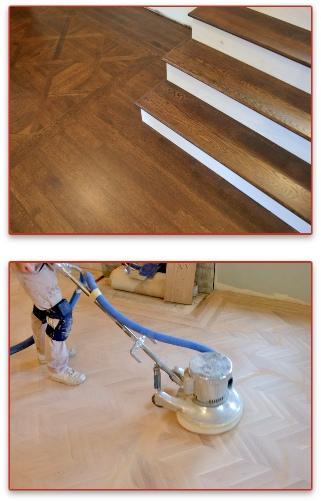 Canada West Wood Flooring Solutions Install Custom